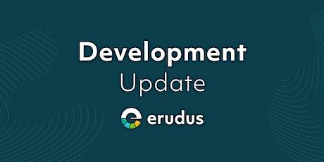 Erudus Development Update for Wholesalers tickets