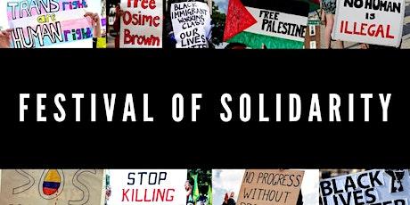 Festival of Solidarity tickets