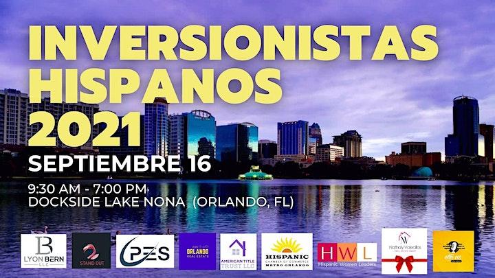INVERSIONISTAS HISPANOS 2021 - In LAKE NONA image