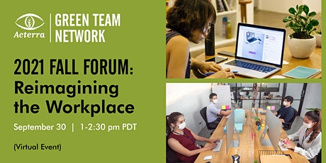 Fall Forum: Reimagining the Workplace tickets