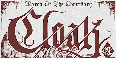 Cloak with Demiser at Ace of Cups tickets