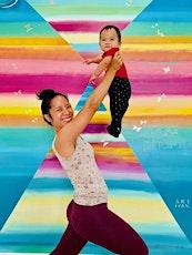 Virtual Postnatal Baby & Me Yoga Sculpt tickets