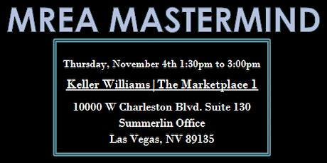 Millionaire Real Estate Agent(MREA) Mastermind tickets