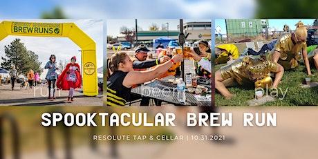 Spooktacular Brew Run tickets