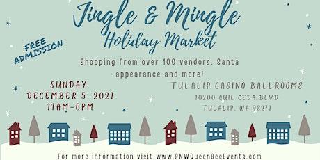 Jingle & Mingle Holiday Market tickets