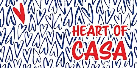 Heart of CASA 2021 tickets