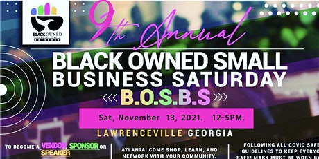 Black Owned Small Business Sat ATL tickets