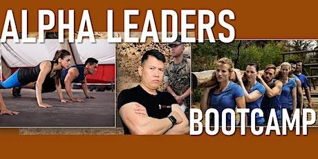 Leadership Bootcamp tickets