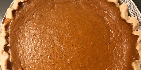 Annie's Signature Sweets Virtual Baking Class -  Pumpkin Pie tickets