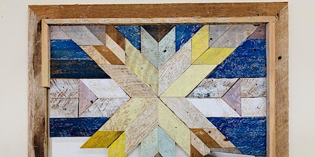 Barn Quilting -  Star with Alan McIntosh tickets