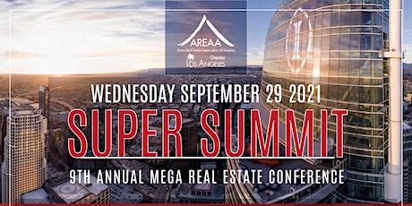 AREAA GREATOR LOS ANGELES SUPER SUMMIT 2021 tickets