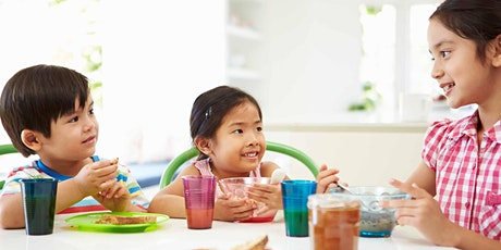 Healthy Eating for Little Ones (1-5 years) tickets