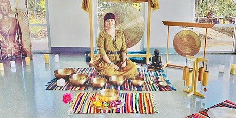 October 2021 Sound Meditation with Singing Bowl Wellbeing tickets