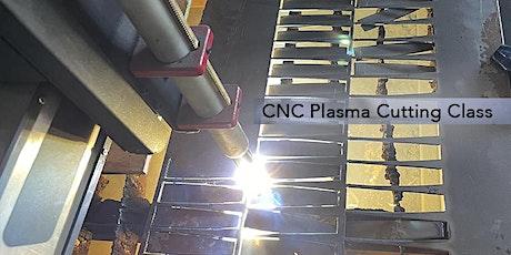 CNC Plasma Cutting Training tickets