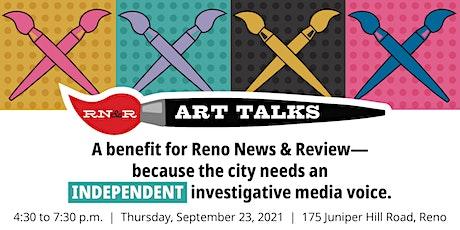 RN&R Art TALKS tickets