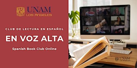 Spanish Book Club: En Voz Alta tickets