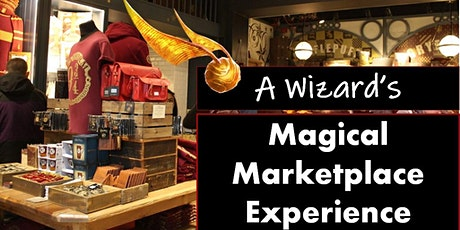 HOUSTON, TX: A Wizard's Magical Marketplace Experience FRIDAY tickets