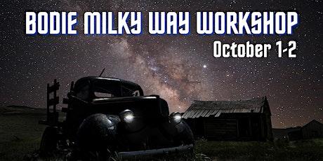 Bodie Milky Way Workshop tickets