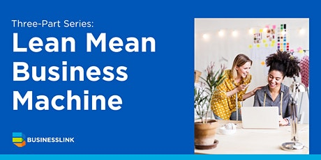 Lean Mean Business Machine tickets