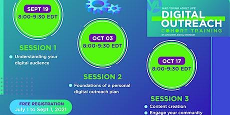Digital Outreach Cohort Series with Jamie Domm, Digital Strategist & Author tickets