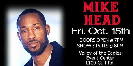 Valley of the Eagles Comedy Night Oct 15th tickets