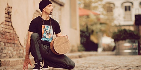 Druminyasa (Yoga+Live drumming) at Birds Fly South Ale Project tickets
