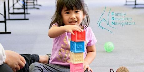 Criando a un niño/a con Autismo boletos