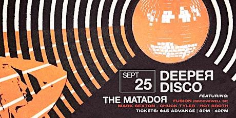 Deeper Disco tickets