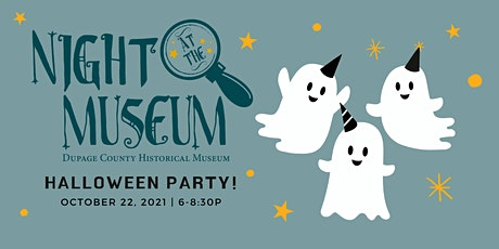 Night at the Museum - Halloween Party tickets