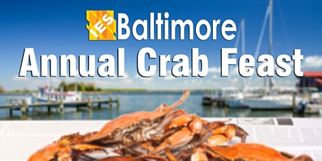 IES Baltimore Annual Crab Feast 2021 tickets