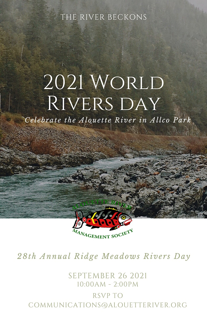 28th Annual Ridge Meadows Rivers Day image
