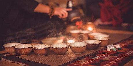 VIRTUAL ~ New Moon Tea Ceremony and Women's Circle - VIRGO tickets