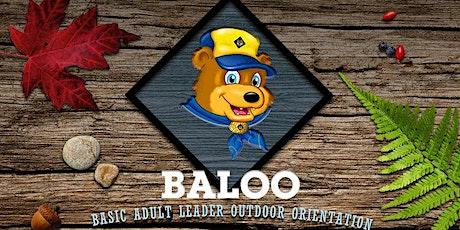 BALOO Training (MAC) tickets
