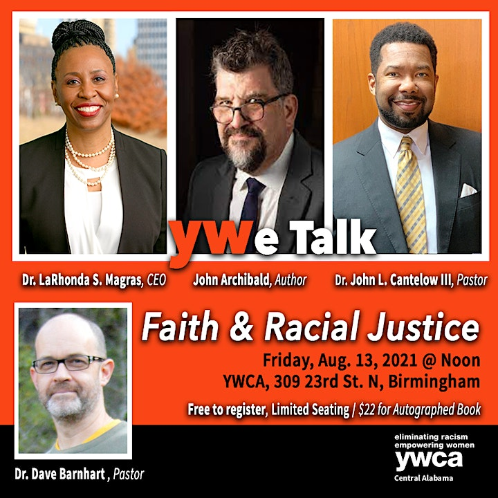 YWe Talk: Faith and Racial Justice image