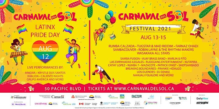 Carnaval del Sol Festival 2021 image