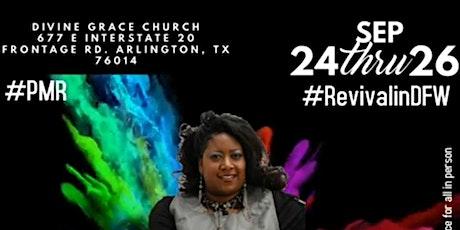 Dallas/Ft  Worth RADICAL & REVOLUTIONIZED 2021 City  Prayer Meeting Revival tickets