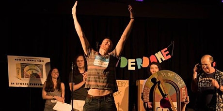 PUNDERDOME®: NYC's LIVE Comedy PUN Compuntition! tickets