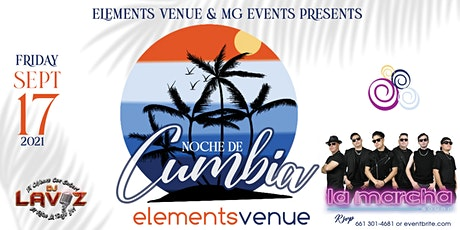 Noche de Cumbia w/La Marcha tickets