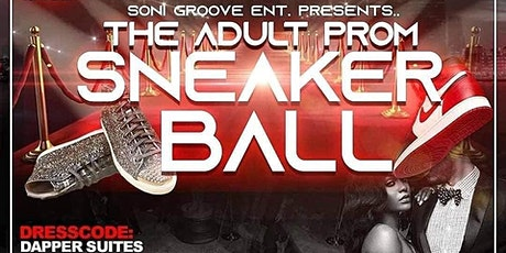 The Adult Prom Sneaker Ball tickets