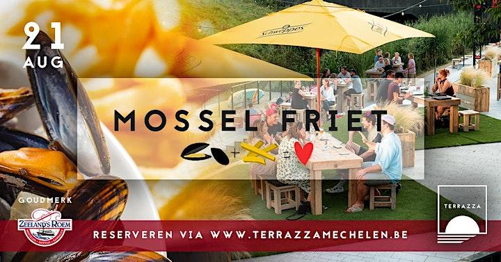 Afbeelding van Mossel Friet X Terrazza Mechelen