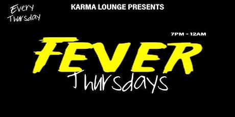 Fever Thursdays tickets