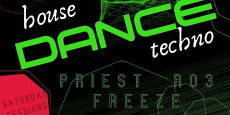 house : DANCE : techno tickets