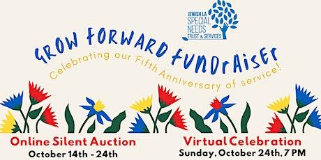 Grow Forward Fundraiser: Celebrating JLA's 5th Anniversary of Service tickets
