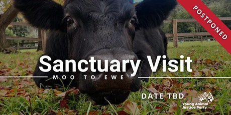 Moo To Ewe Sanctuary Visit (Date TBD) tickets