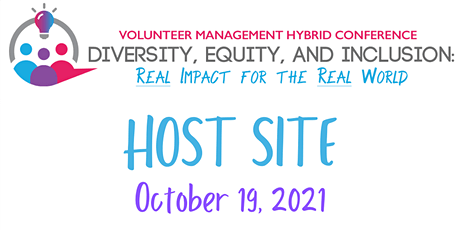Volunteer Management Hybrid Conference - Vancouver BC Host Site tickets