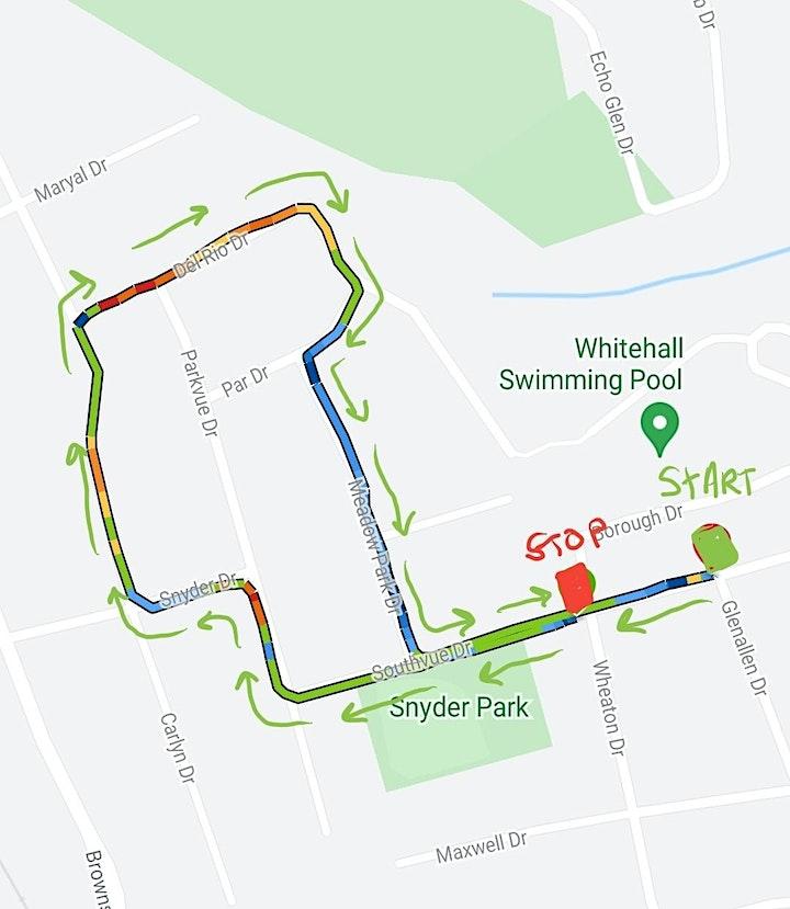 Whitehall Community Weekend Family Run/Walk image