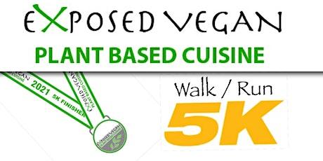 Exposed Vegan 5K tickets