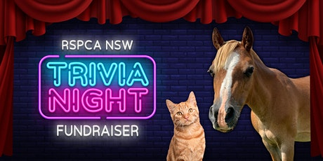 RSPCA NSW Branches Trivia Night tickets