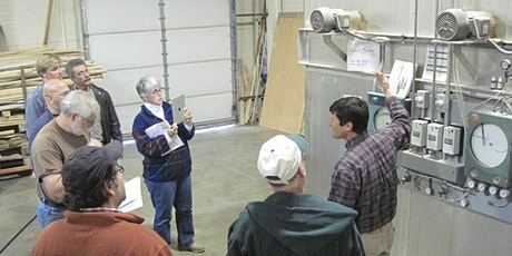 Small Dry Kiln Business Workshop 2021 Michigan tickets