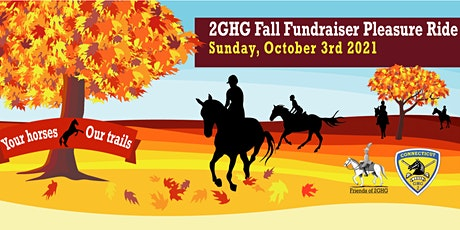 2GHG Fall Fundraiser  Pleasure Ride tickets